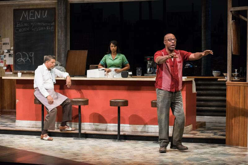 BWW Review: Seattle Rep's TWO TRAINS RUNNING Undercut with Quiet Strength