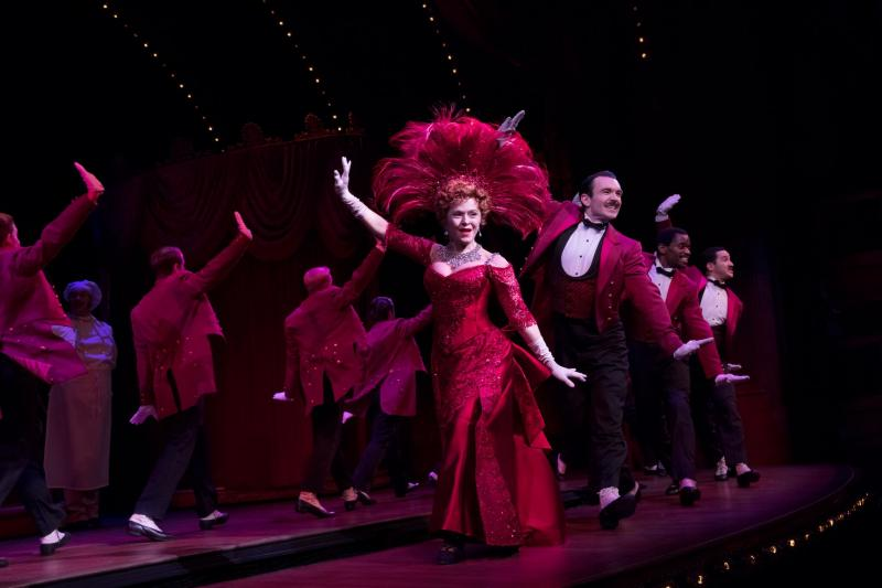 Back Where She Belongs! Get A First Look at Bernadette Peters in HELLO, DOLLY! on Broadway!