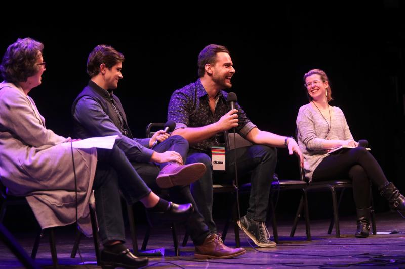 Guest Blog: Annual Goodspeed Festival of New Musicals Blog #7 - I Don't Want This Road To End