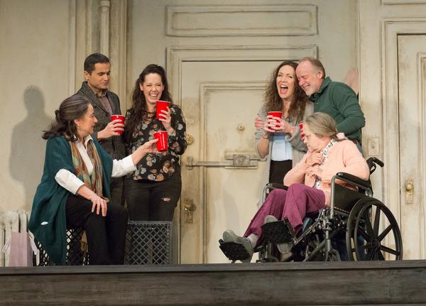 Mary Martello, Ibrahim Miari, Alex Keiper, Jennie Eisenhower, Greg Wood, and Sharon A Photo