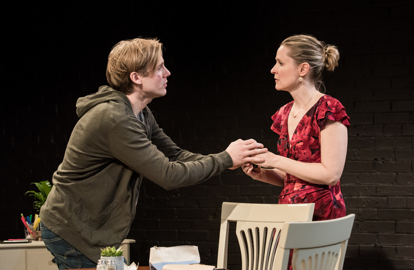Photo Flash: The Barrow Group Presents THE THING WITH THE FEATHERS