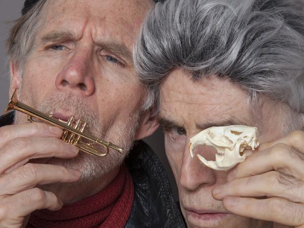 Tom Nelis and Paul Zimet Photo