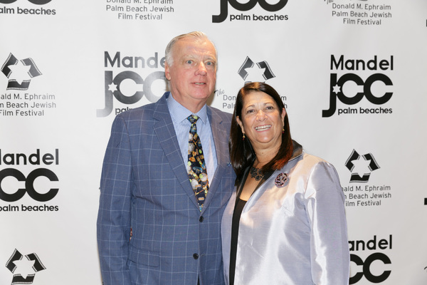 Photo Flash: The Donald M. Ephraim Palm Beach Jewish Film Festival Welcomes 150 Movie Fans