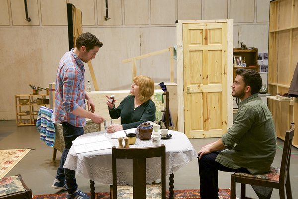 Photo Flash: Donmar Warehouse presents THE YORK REALIST
