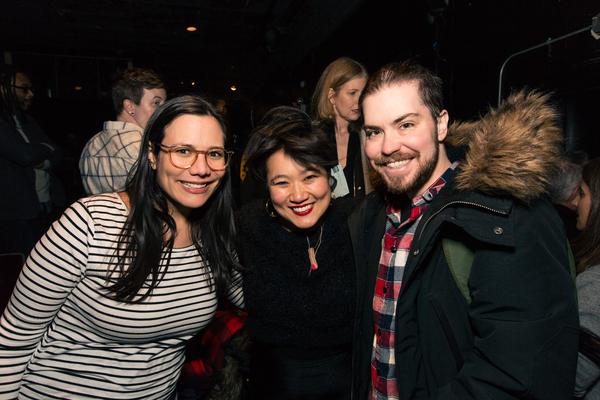 Alana Weiss, Diana Oh and Jesse Geguzis Photo