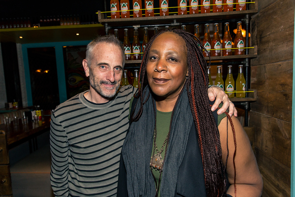 Neel Keller and Dael Orlandersmith Photo