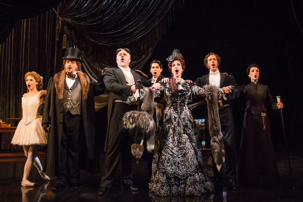 Photo Flash: A Week of Celebrations Announced for PHANTOM's 30th Broadway Anniversary; Plus a First Look at the New Cast!