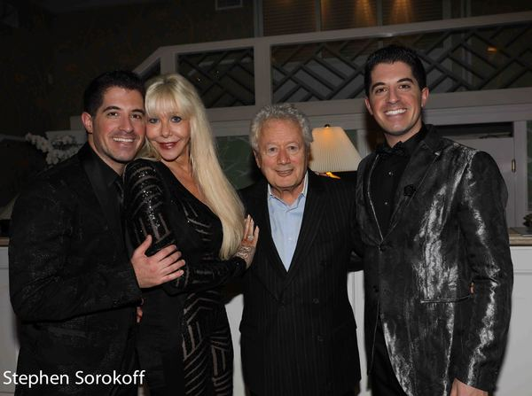 Photo Coverage: Will and Anthony Nunziata Play The Royal Room at The Colony Hotel