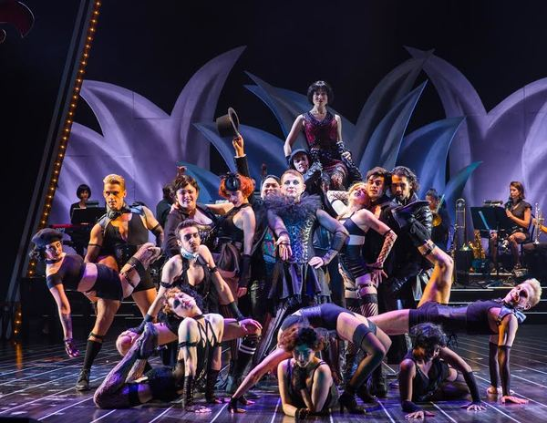 Photo Flash: First Look at CABARET at La Mirada Theatre for the Performing Arts