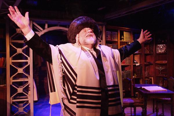 Photo Flash: Chaim Potok's THE CHOSEN Opens Tonight at the Fountain Theatre