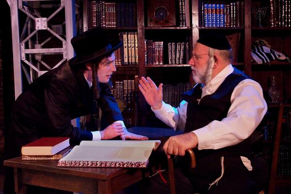 Dor Gvirtsman and Alan Blumenfeld