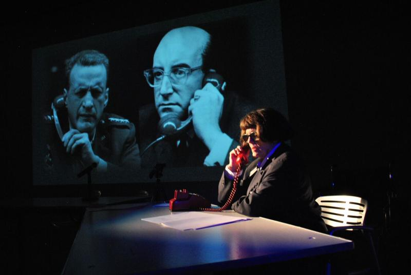 BWW Review:  Split Britches Invites Audience Members To Join Their Council of Elders in UNEXPLODED ORDNANCES (UXO)