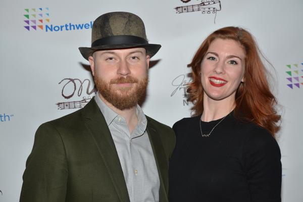 Ryan Halsaver and Mary McNulty Photo