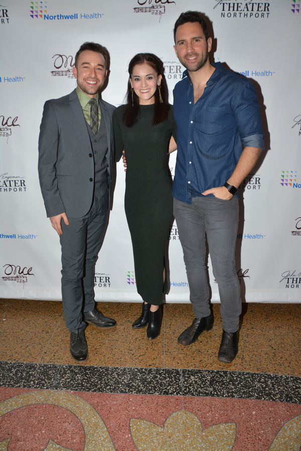 Photo Coverage: Opening Night of ONCE at The John W. Engeman Theater Northport