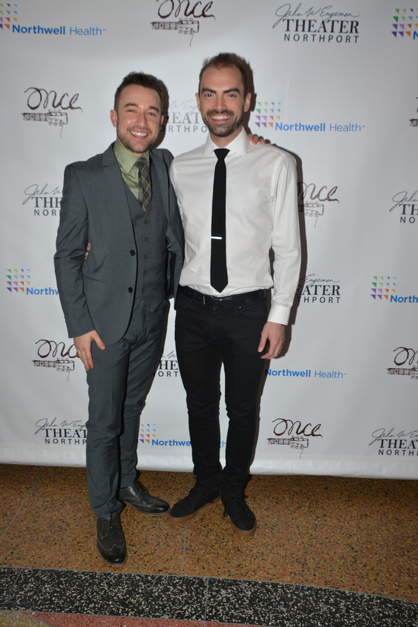 Trey Compton and James Olmstead (Music Director)