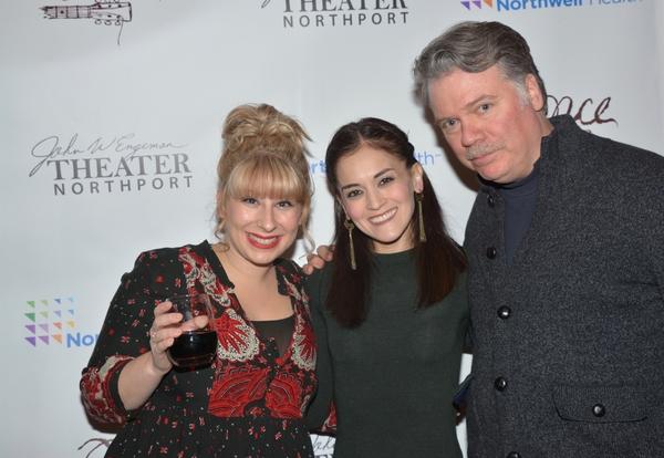 Rachel Mulcahy, Andrea Gross and Stephen McIntyre