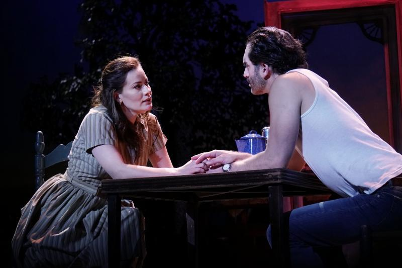 BWW Reviews: Slow Burn's BRIDGES OF MADISON COUNTY Gripping Experience of Desire