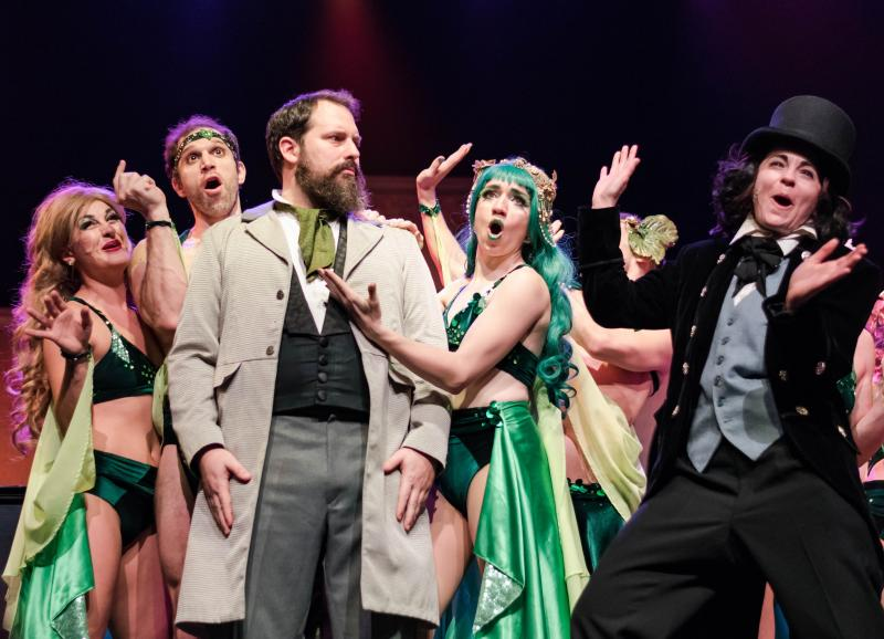 BWW Review: BOHEMIA Delights All the Senses