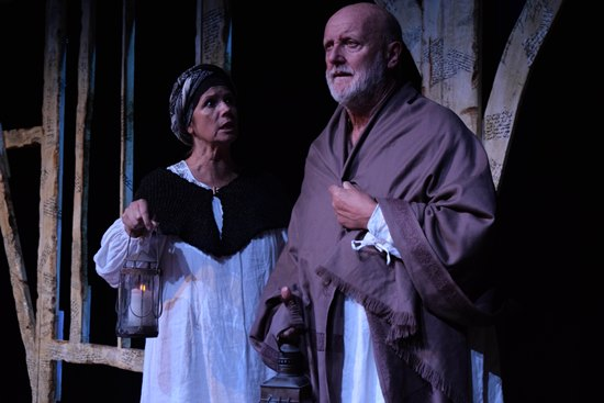 BWW Review: Whitchurch Examines Marriage in Shakespeare his wife and the dog