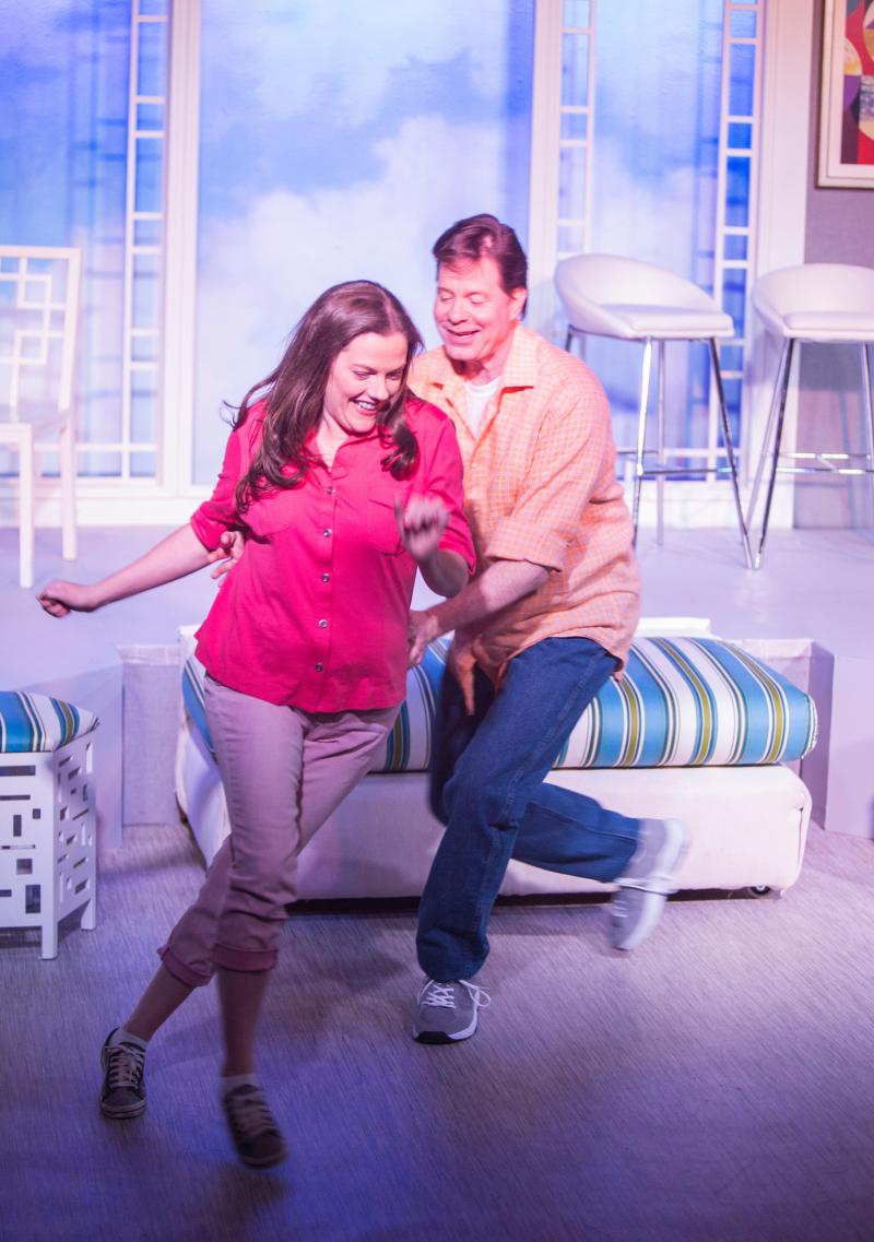 BWW Review: CVRep's ROMANCE ROMANCE is a Sweet, Feel-Good Winner