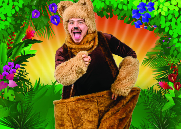 Photo Flash: An A-OOOO-Some Cast is Announced For Immersion Theatre's Wildest Show Yet THE JUNGLE BOOK