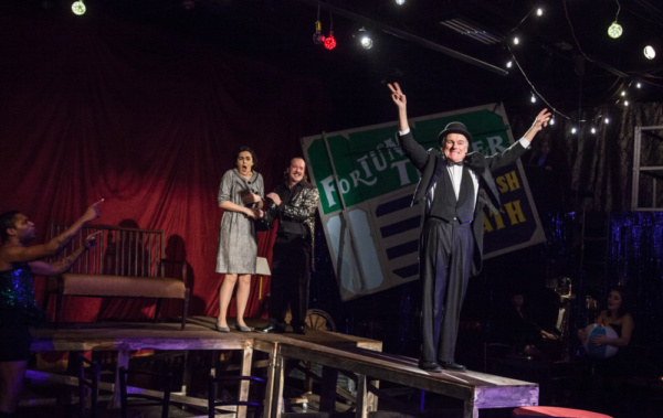Photo Flash: First Look at THE SKIN OF OUR TEETH at Wilbury Group