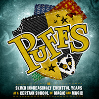 See the Magical Off-Broadway Play PUFFS for as Low as $27