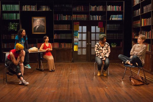 Photo Flash: Interact Theatre Company Kicks Off 2018 With World Premiere of SENSITIVE GUYS