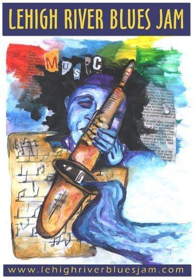 13th Annual Lehigh River Blues Jam hits Allentown, Saturday, Jan. 27th