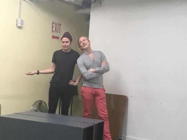 Brian Alford & Daniel Colon