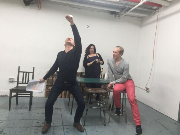 Photo Flash: Regeneration Theatre Revives AIDS History Play AS IS
