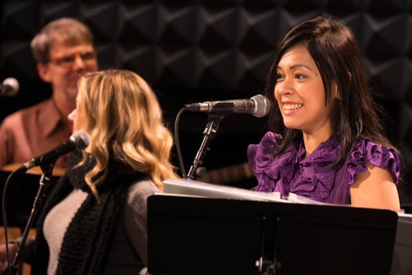 Photo Flash: Go Inside O BABY MINE: SING A SONG OF SHAKESPEARE at Joe's Pub