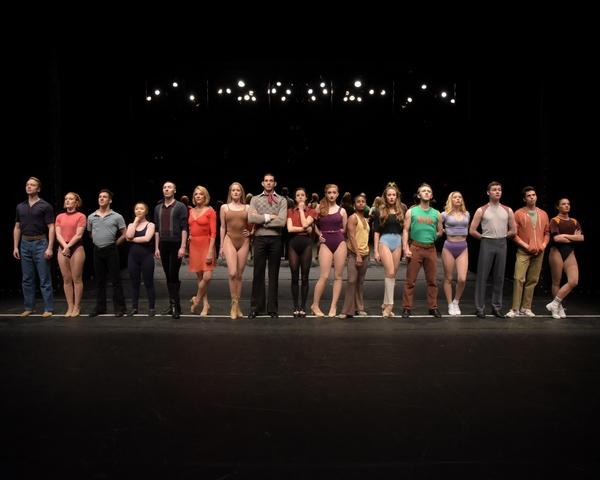 Photo Flash: A CHORUS LINE at Westchester Broadway Theatre
