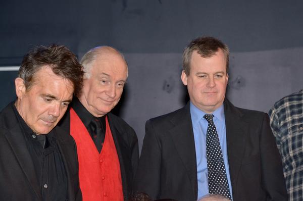 Derek Smith, Simon Jones and Bradford Cover