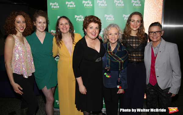 Alison Cimmet, Brenda Meaney, Gina Costigan, KleaBlackhurst, Hayley Mills, Allison Jean White and Amanda Bearse