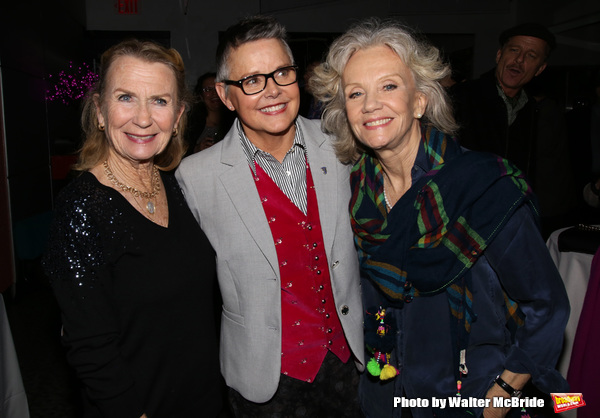 Juliet Mills, Amanda Bearse and Hayley Mills