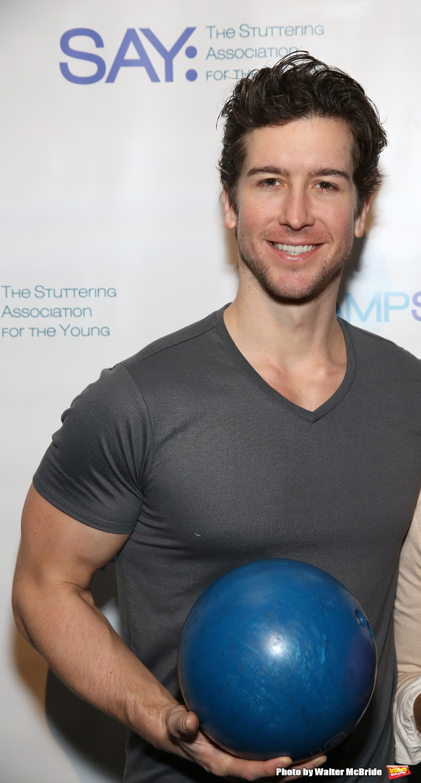 Photo Coverage: Broadway Stars Support the Sixth Annual Paul Rudd All Star Bowling Benefit for SAY