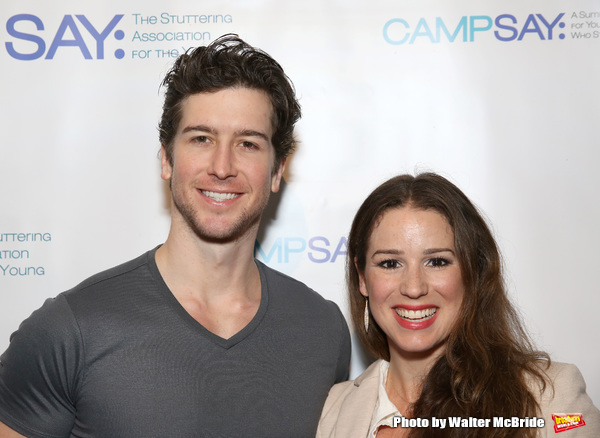 Evan Todd and Chilina Kennedy Photo