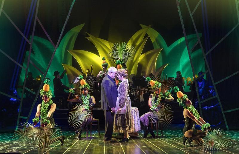 BWW Review: Flashy New Production of CABARET High-Kicks Into La Mirada Theatre
