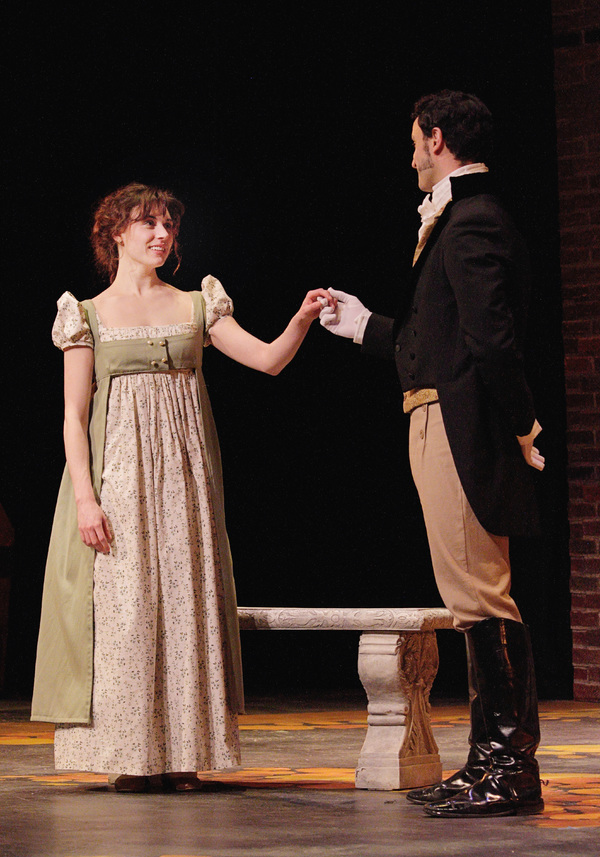 Photo Flash: First Look at Virginia Stage Company's PRIDE AND PREJUDICE