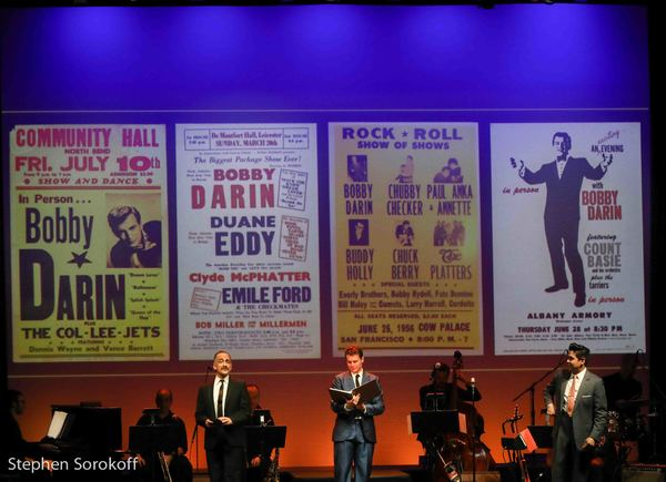 Photo Coverage: Lyrics & Lyricists Present The Bobby Darin Story at 92Y