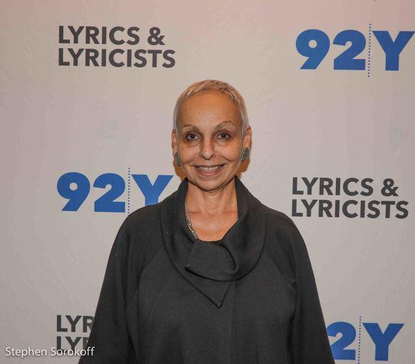 Hanna Arie-Gaifman, Director 92Y Tisch Center for the Arts