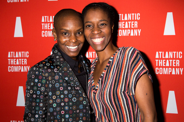 Photo Coverage: Atlantic Theater Company Celebrates Opening Night of THE HOMECOMING QUEEN!