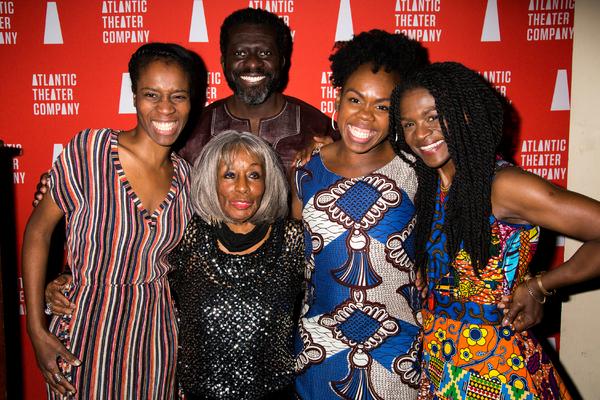 Awoye Timpo, Vinie Burrows, Oberon K.A. Adjepong, Ngozi Anyanwu, Patrice Johnson