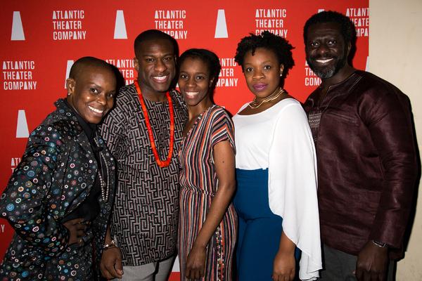 Hope Boykin, Segun Akande, Awoye Timpo, Mfoniso Udofia, Oberon K.A. Adjepong