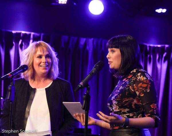 Live Auction, Lisa Frechette & April Lavalle
