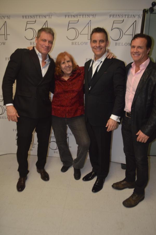 Holt McCallany, Maryann Lopinto, Marcus Lovett, and Ciaran Sheenan Photo