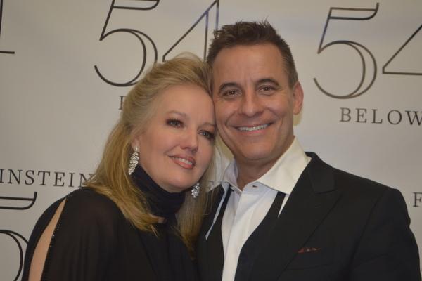 Marcus Lovett and Stacy Sullivan