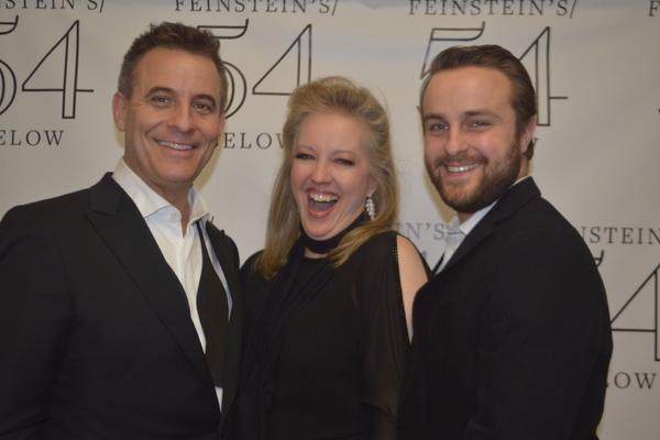 Marcus Lovett, Stacy Sullivan, and Dylan Lovett