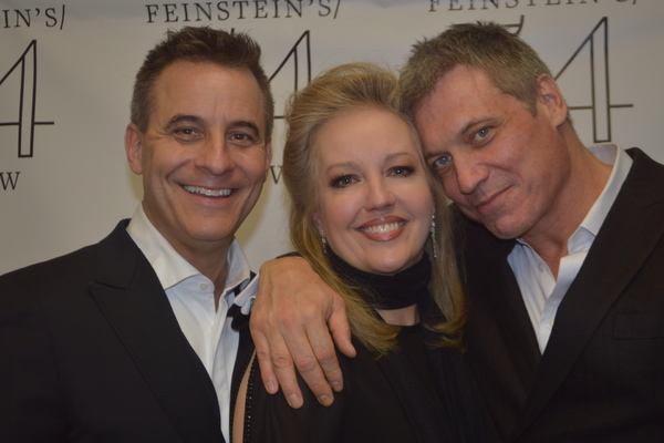 Marcus Lovett, Stacy Sullivan, and Holt McCallany